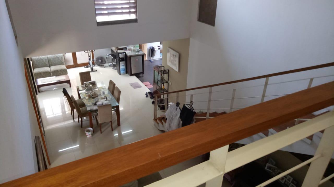 Rumah layout bagus di Lebak Bulus, udara sejuk, air tanah bagus, lingkungan sehat - 4