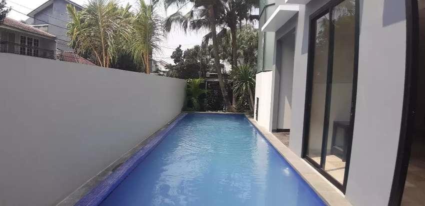 Rumah mewah di Pondok Indah Jakarta Selatan - 7