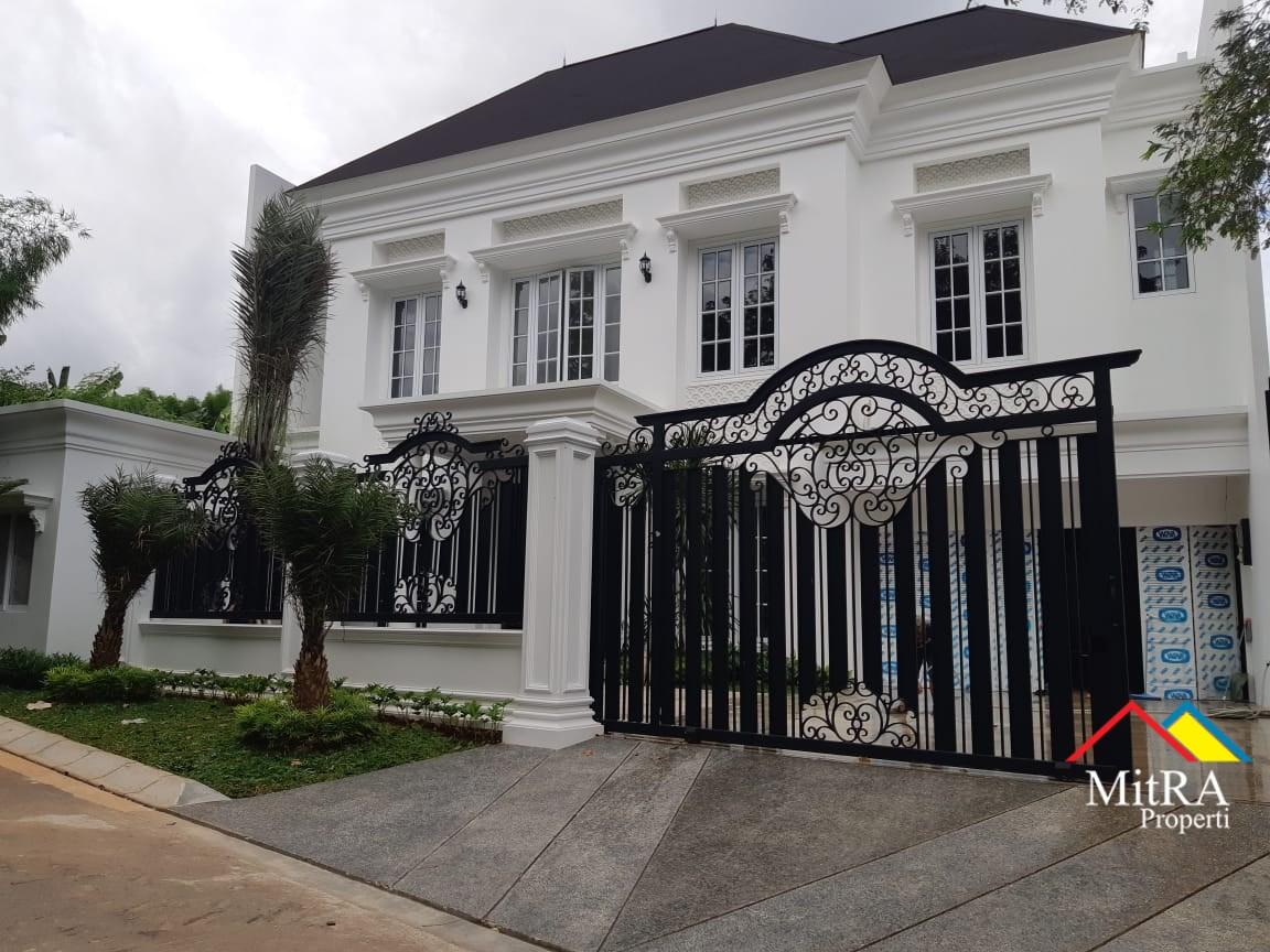 Rumah Super Mewah Classic di Pondok Indah Jakarta Selatan - 1