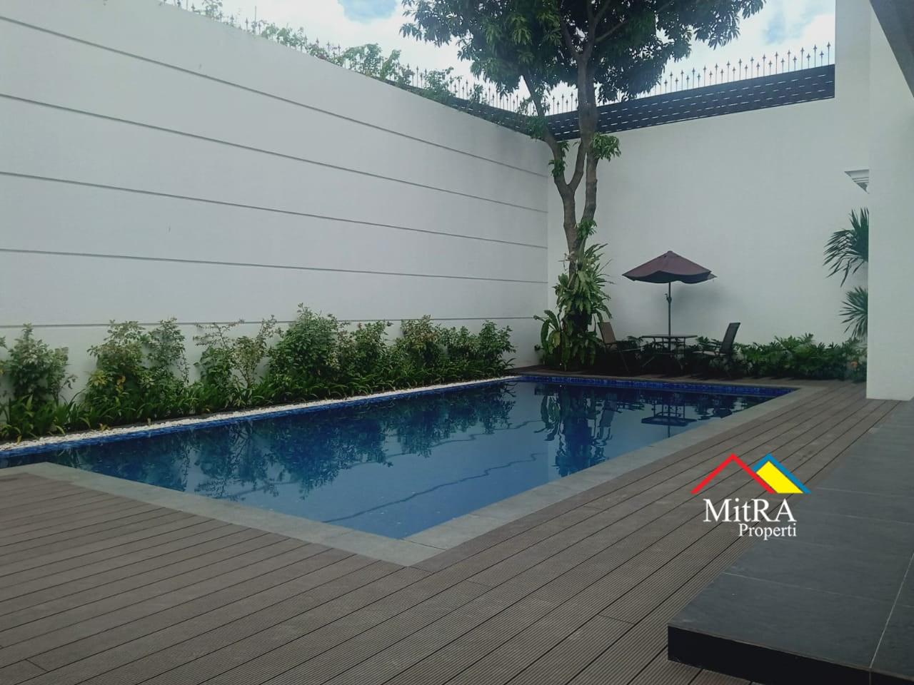 Rumah Super Mewah Classic di Pondok Indah Jakarta Selatan - 11