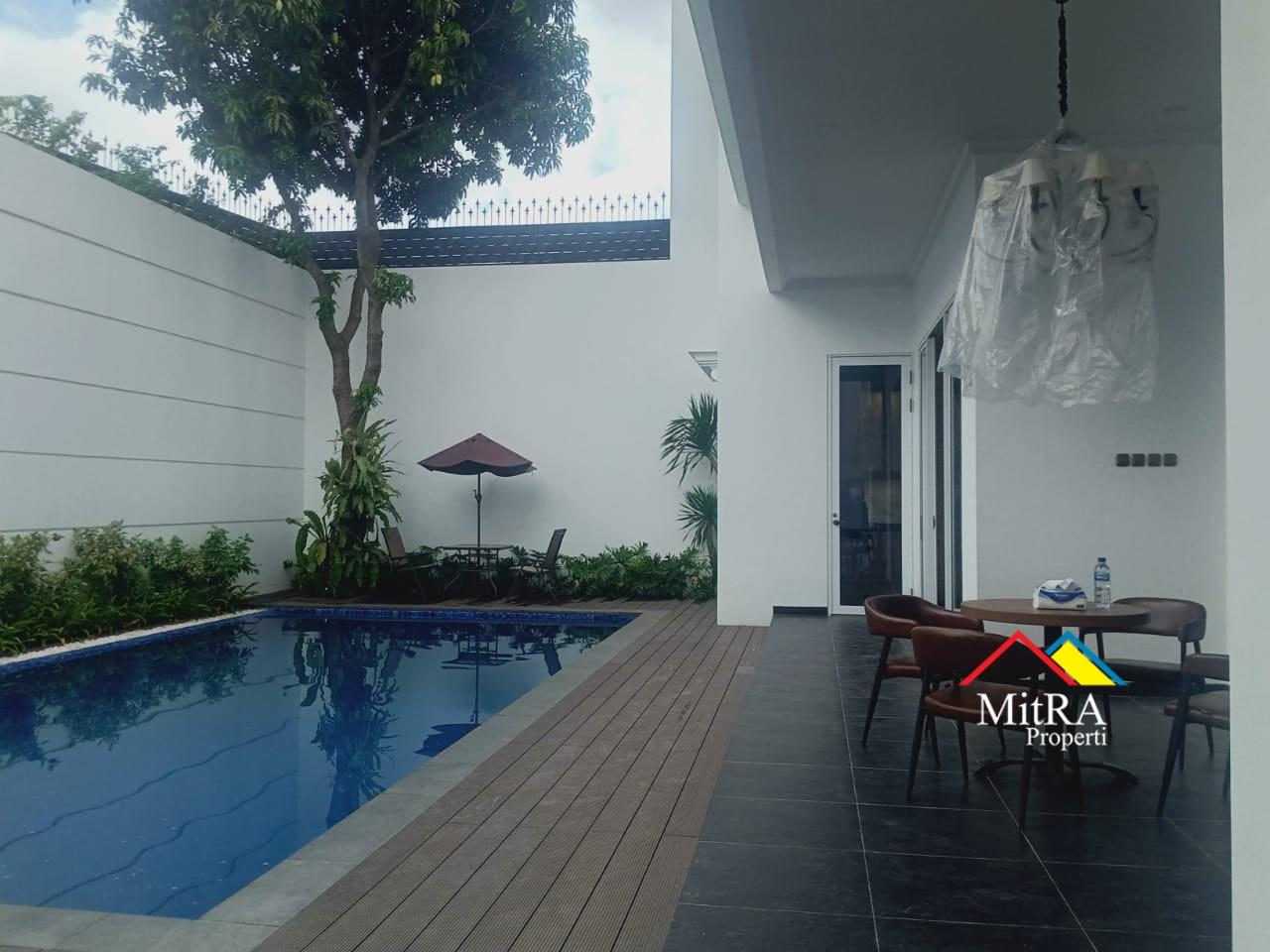 Rumah Super Mewah Classic di Pondok Indah Jakarta Selatan - 10