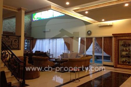 Rumah Hook Mewah 2 Lantai di Kelapa Gading Jakarta Utara, 2 Lantai , Listrik 22,000 Watt - 5