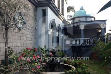 Rumah Hook Mewah 2 Lantai di Kelapa Gading Jakarta Utara, 2 Lantai , Listrik 22,000 Watt - 2