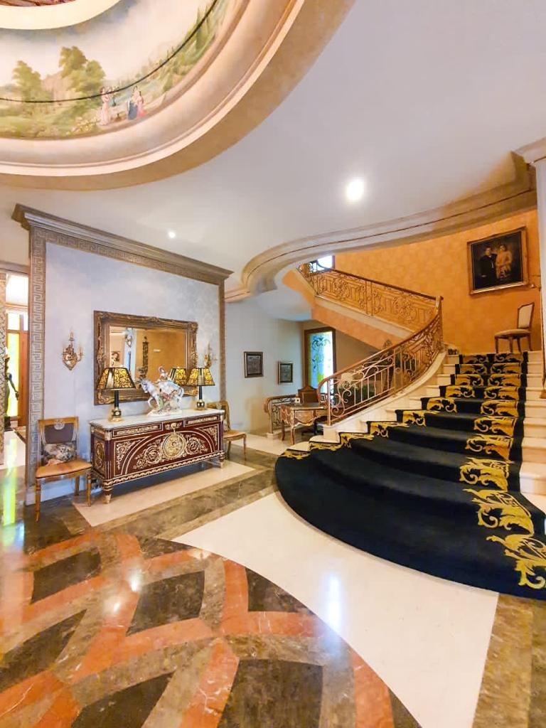 Rumah Super Mewah Bak Rumah Raja Pondok Indah Jakarta Selatan - 5