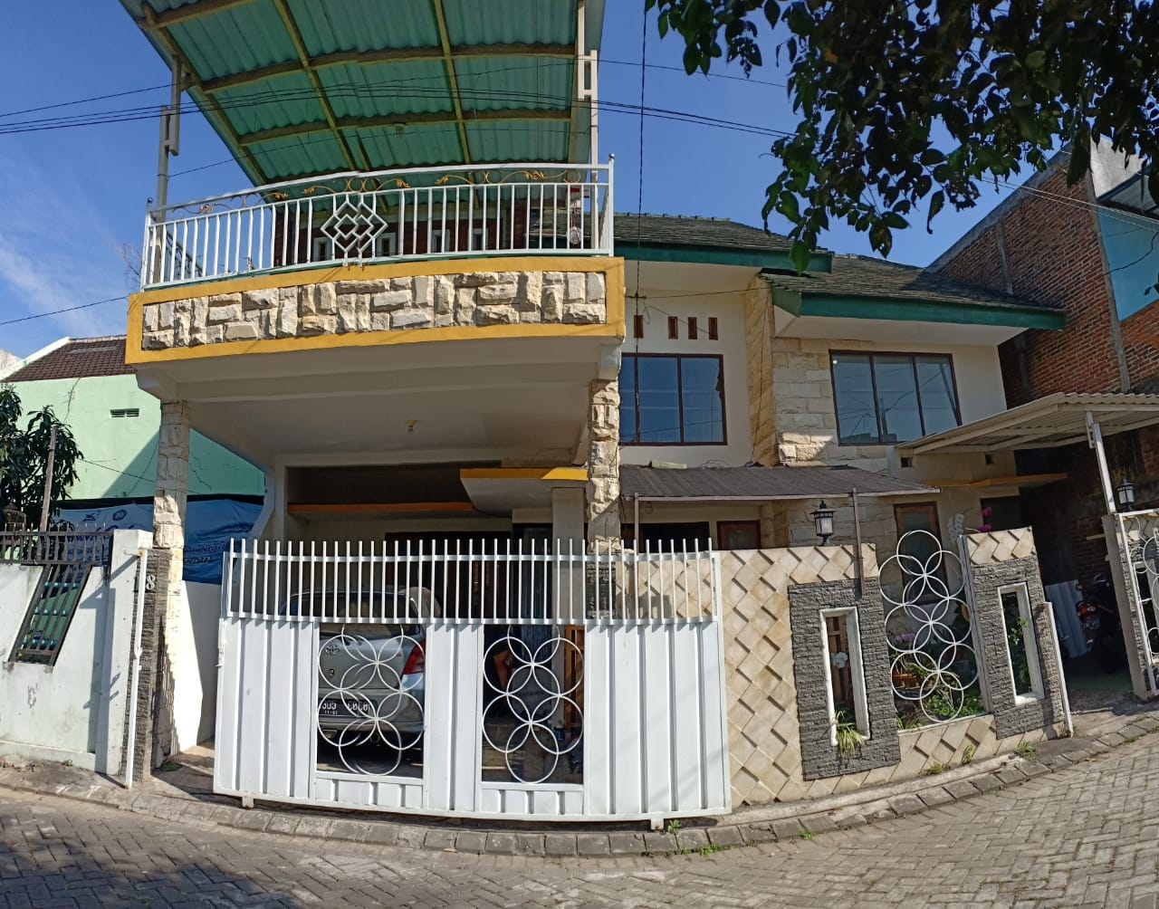 Rumah Minimalis Di Malang Kota, - 1