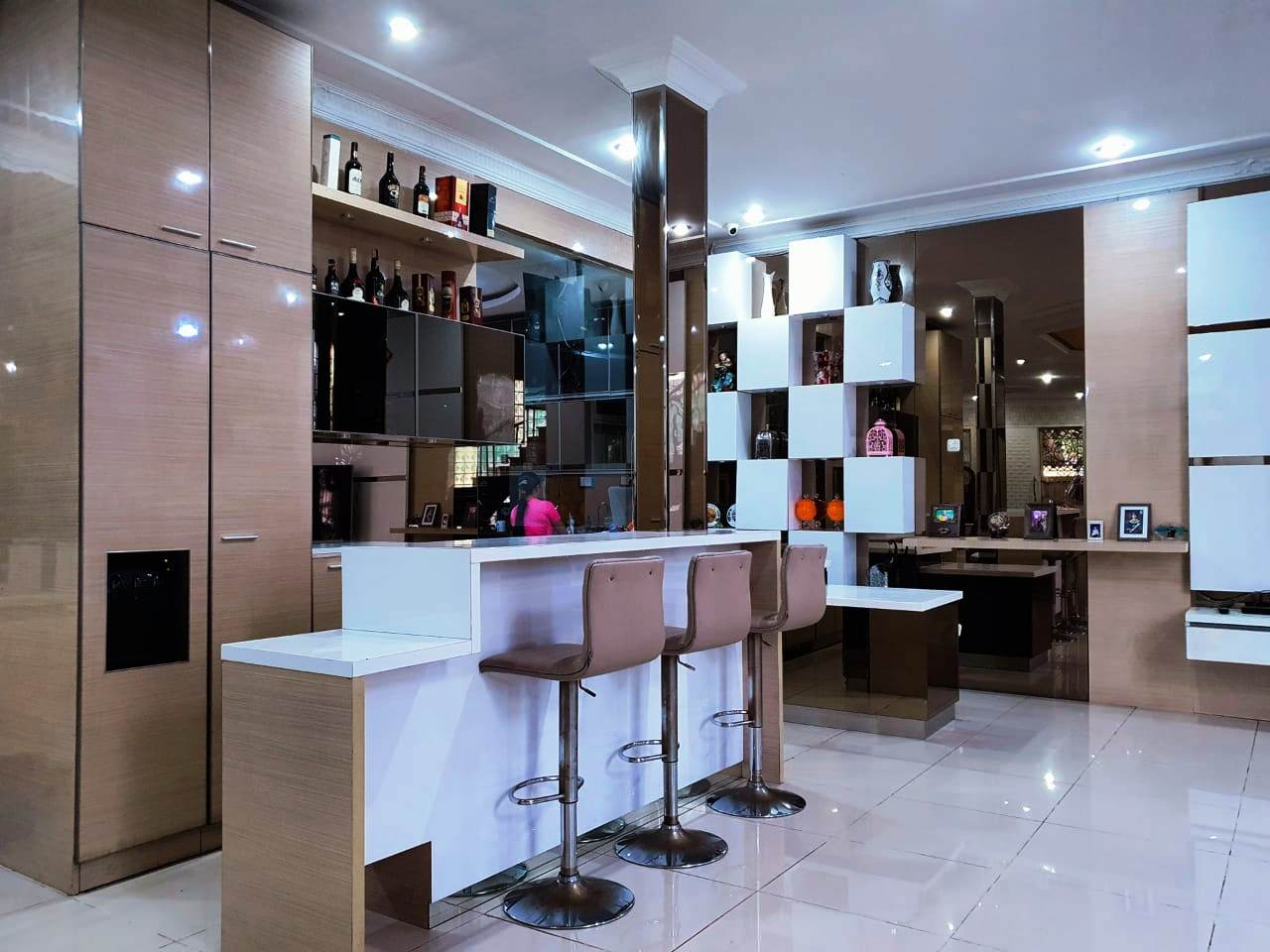 Rumah Mewah Hoek Fully Furnished Kelapa Gading Jakarta Utara - 7