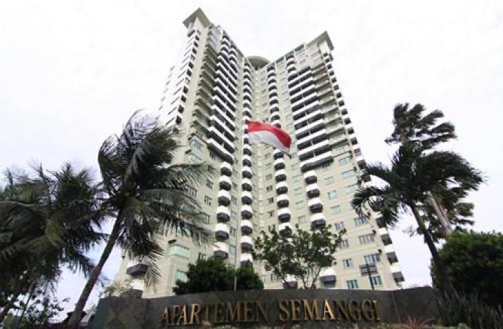Apartemen Semanggi Strategis di Tengah Kota dengan Banyak Jalan Alternatif - 1