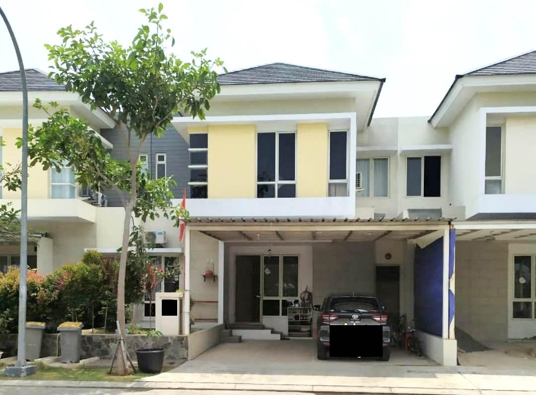 Rumah Siap Huni Full Renovasi Cluster Adara Kota Harapan Indah Bekasi - 1