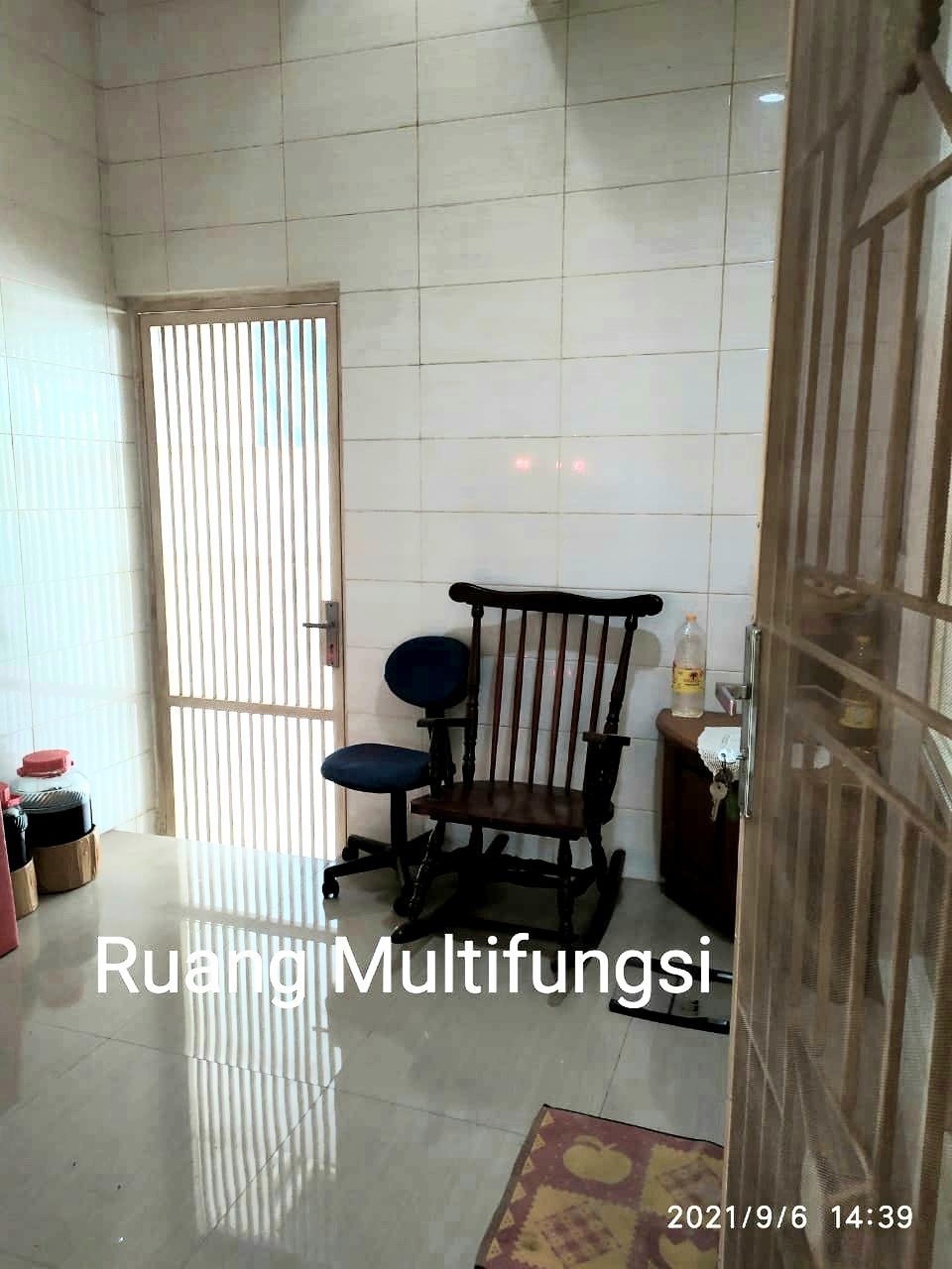 Rumah Siap Huni Full Renovasi Cluster Adara Kota Harapan Indah Bekasi - 6