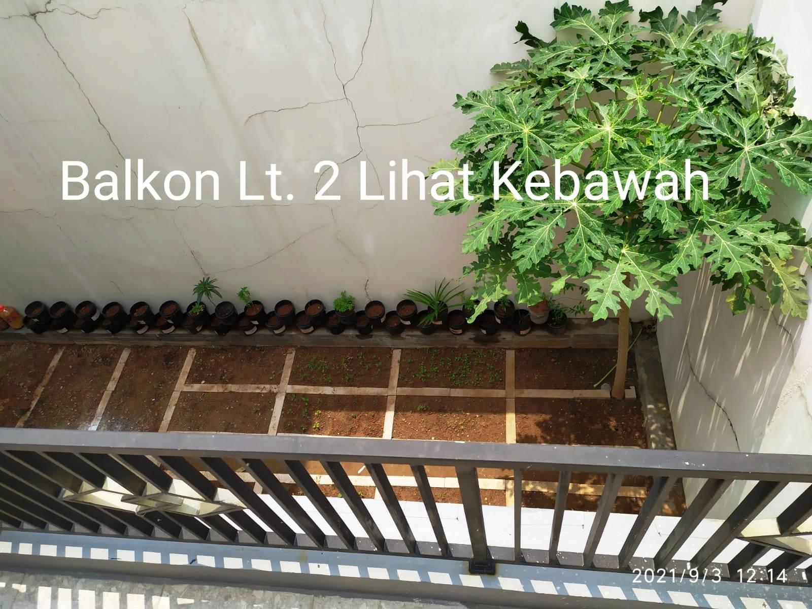 Rumah Siap Huni Full Renovasi Cluster Adara Kota Harapan Indah Bekasi - 16