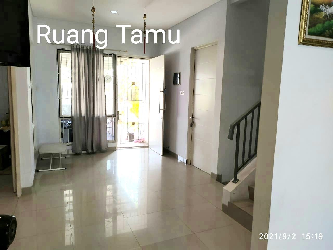 Rumah Siap Huni Full Renovasi Cluster Adara Kota Harapan Indah Bekasi - 2