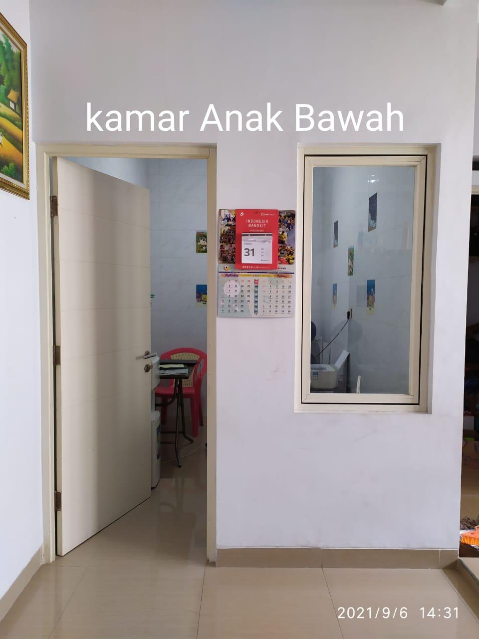 Rumah Siap Huni Full Renovasi Cluster Adara Kota Harapan Indah Bekasi - 8