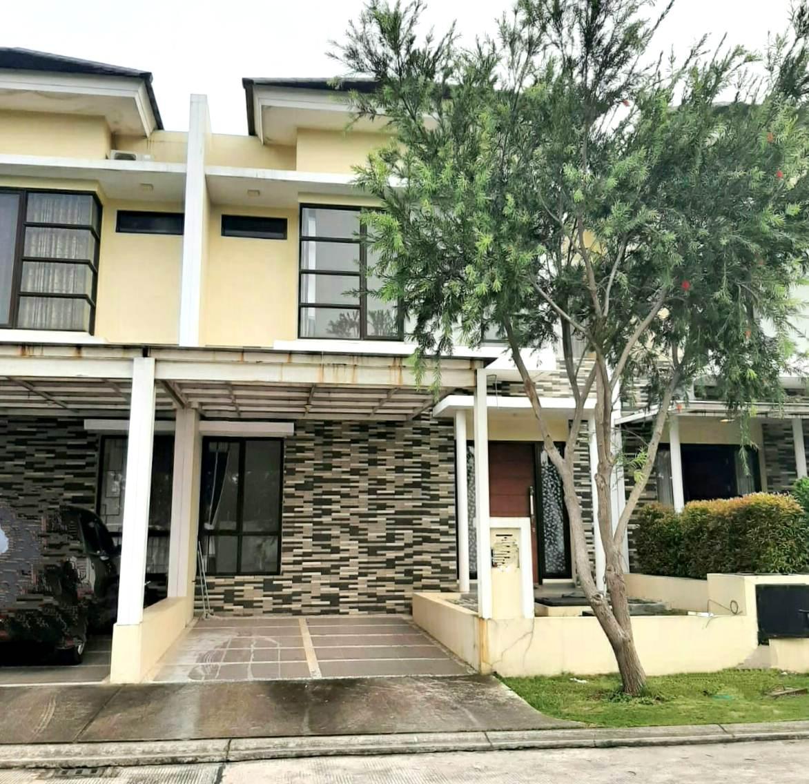Rumah Siap Huni Cluster Arana Kota Harapan Indah Bekasi - 1