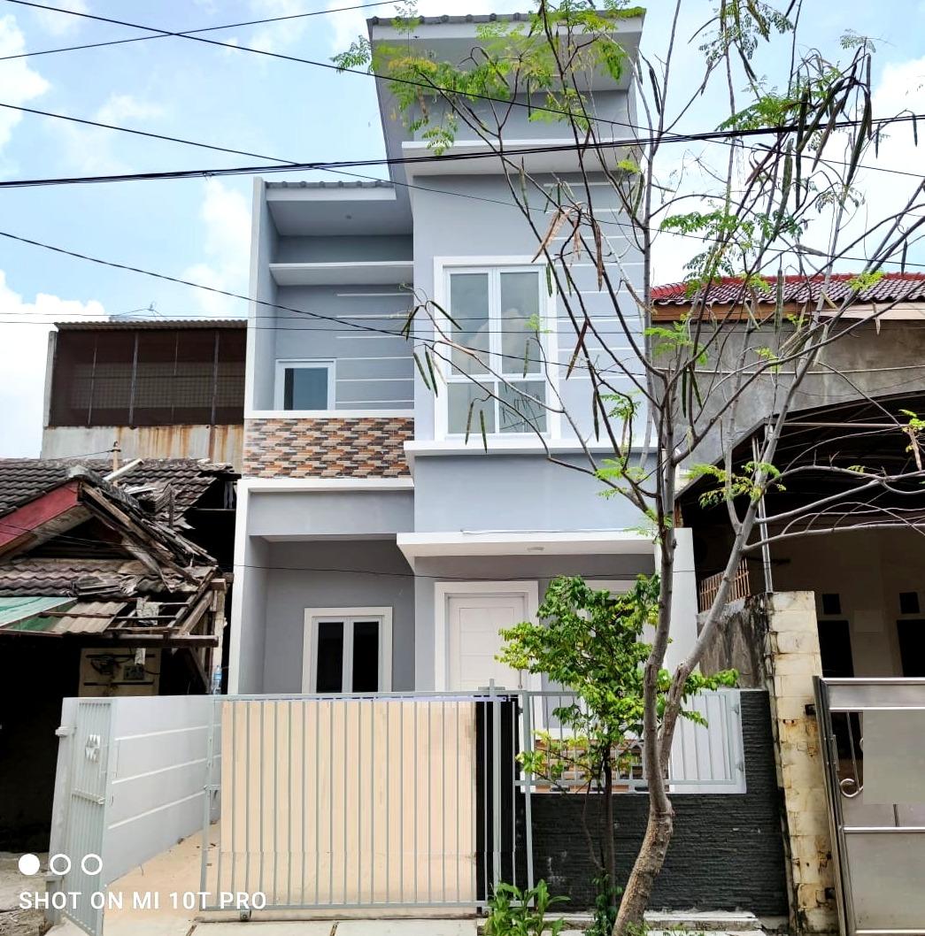 Jual Murah Rumah Baru Siap Huni Kota Harapan Indah Bekasi - 1