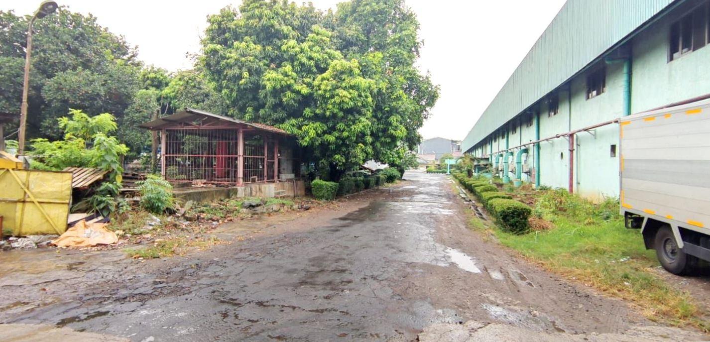 Jual Murah Gudang Jalan Raya Bekasi Cakung Jakarta Timur - 6