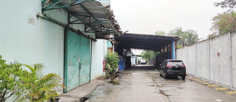 Jual Murah Gudang Jalan Raya Bekasi Cakung Jakarta Timur - 3