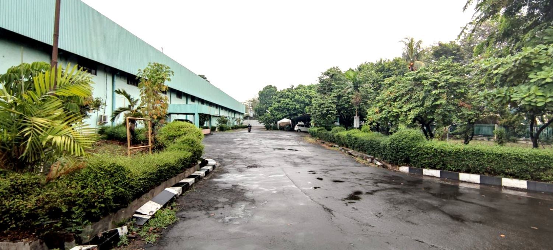 Jual Murah Gudang Strategis Jalan Raya Bekasi Cakung Jakarta Timur - 1