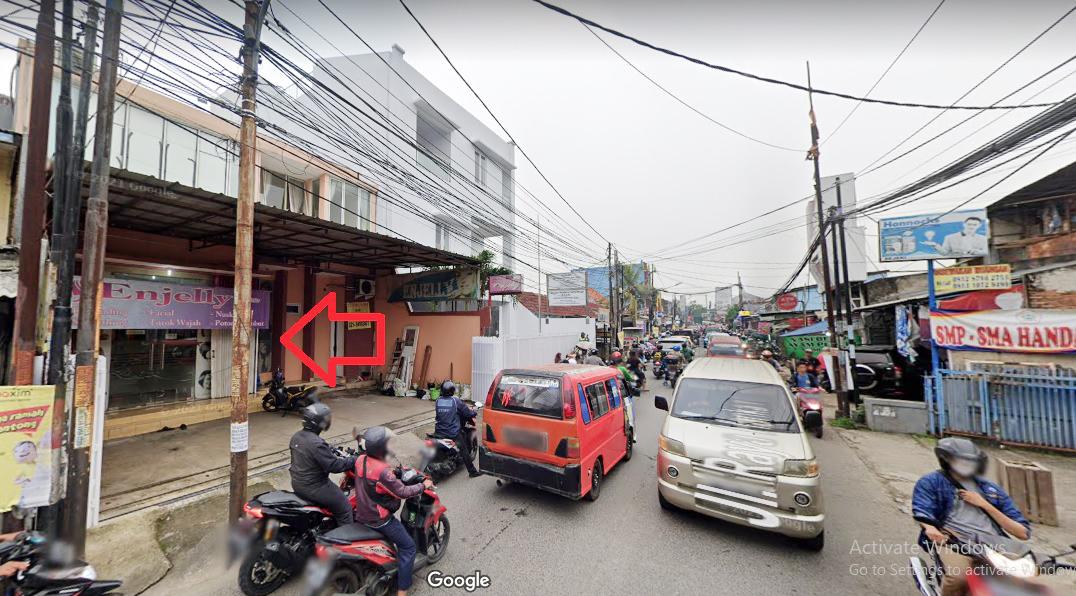 Dijual Rumah Kost 16 Kamar dan Salon di Jatiwarna Kota Bekasi Dekat Taman Mini - 5