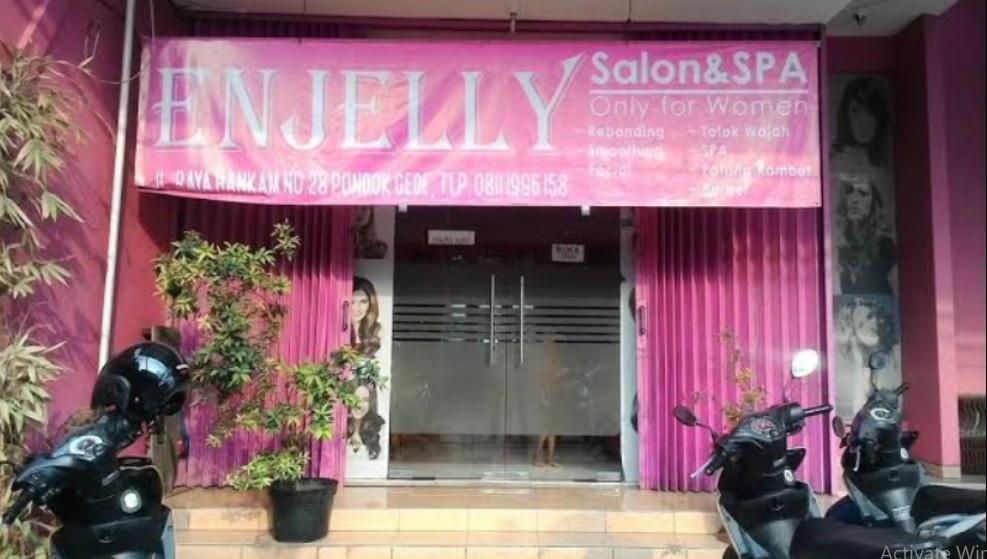 Dijual Rumah Kost 16 Kamar dan Salon di Jatiwarna Kota Bekasi Dekat Taman Mini - 4