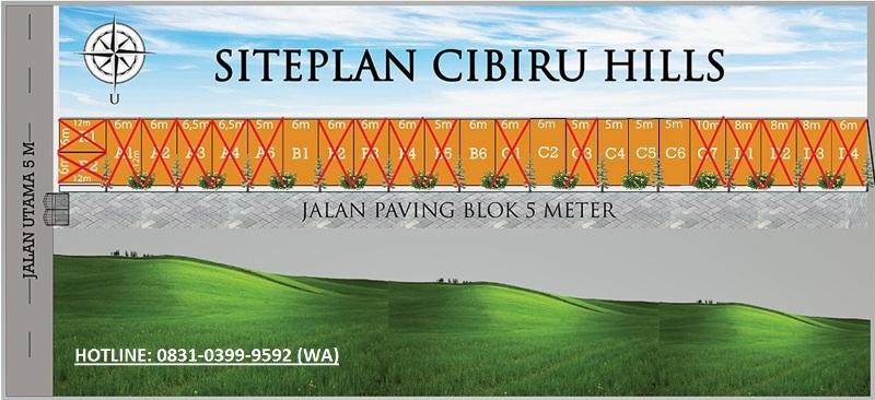 Cibiru Hills, Tanah Kavling Murah Bandung Timur yang Lagi Viral - 5