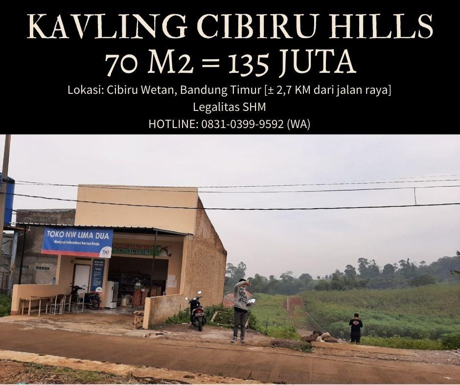 Cibiru Hills, Tanah Kavling Murah Bandung Timur yang Lagi Viral - 2