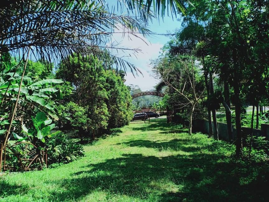 Jual Tanah Bonus Rumah Tepi Jl Raya Solo-Tawangmangu Karanganyar - 1