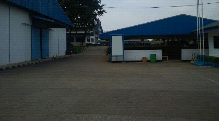 Pabrik murah Ex- Pabrik Tekstil & Garmen di Karawang siap pakai hanya 45 Milyar (Nego) - 3