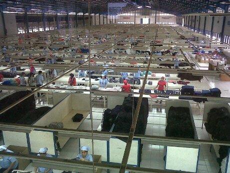 Pabrik murah Ex- Pabrik Tekstil & Garmen di Karawang siap pakai hanya 45 Milyar (Nego) - 5