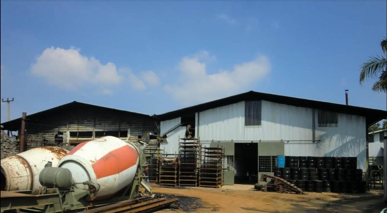 Dijual Cepat Ex- Pabrik Aspal terhitung tanah sj (Luas 1,8 Ha) di Kawasan Karawang Timur, hanya 34,5 M(nego) - 4