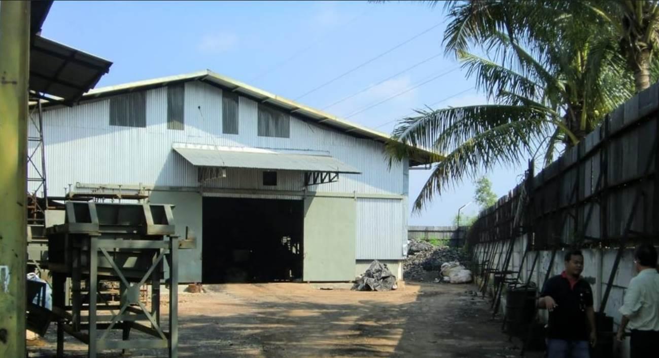 Dijual Cepat Ex- Pabrik Aspal terhitung tanah sj (Luas 1,8 Ha) di Kawasan Karawang Timur, hanya 34,5 M(nego) - 1